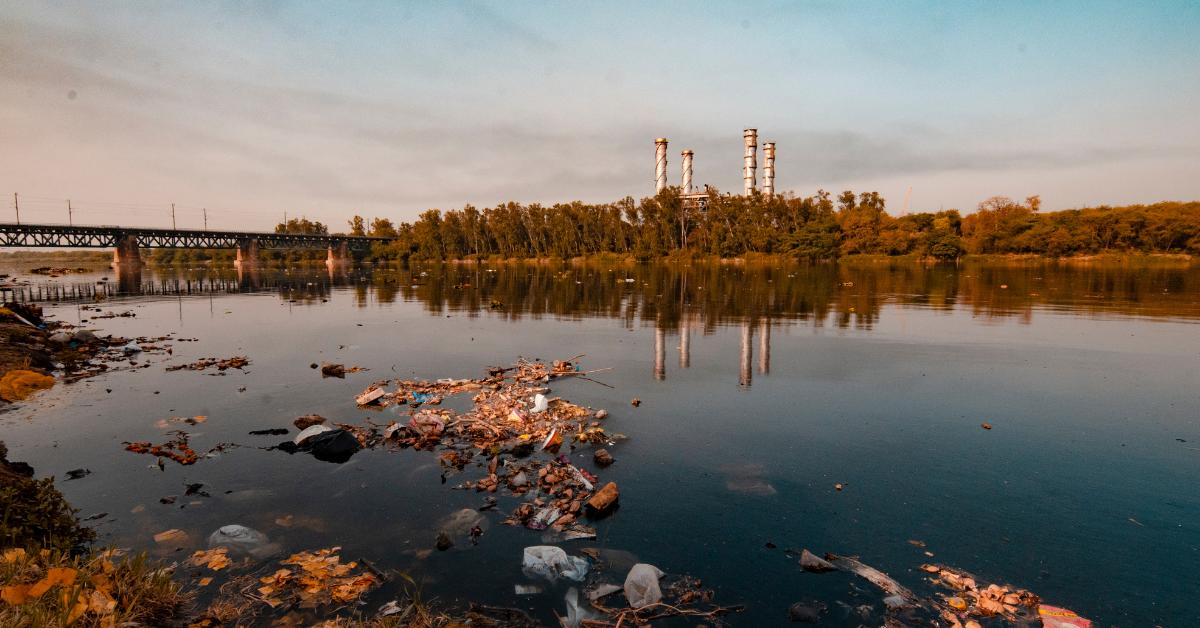 water pollution facts BleedGreen